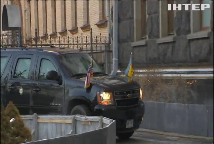 Українські дипломати готують візит президента США до України