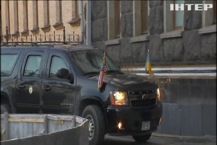 Українські дипломати готуються до приїзду Джо Байдена