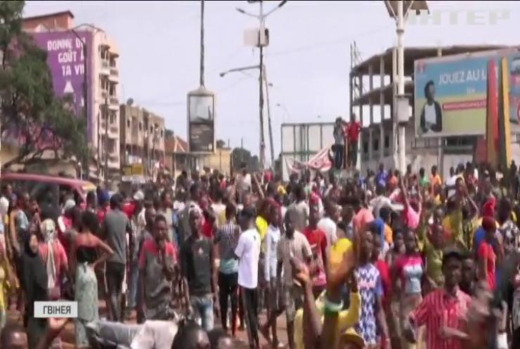Гвінейський переворот: спецназ скинув президента та розпустив уряд