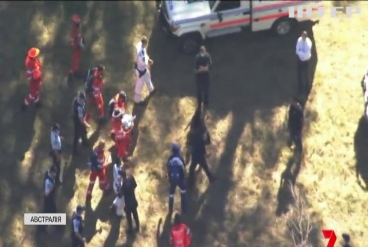 Загубленого австралійського хлопчика помітили з гелікоптерів та врятували