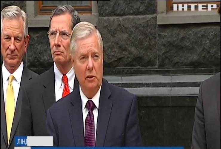 Американські сенатори заявили, що Україні потрібно краще боротися з корупцією