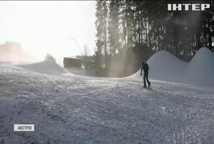 Австрія запровадить нові ковідні правила для лижних курортів