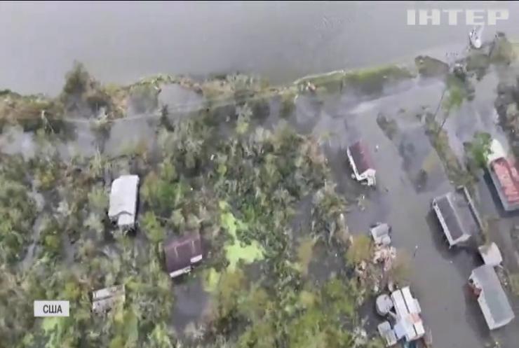 """Наслідки урагану """"Айда"""": частина штату Луїзіана досі знаходиться під водою"""