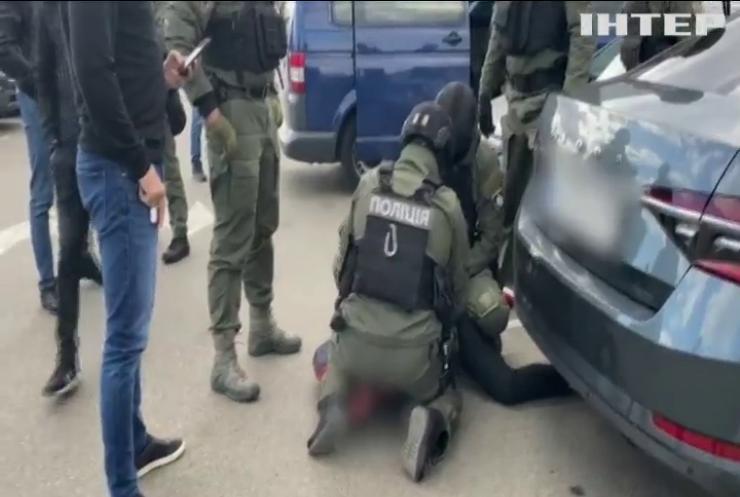 У Києві затримали іноземця що перебував у міжнародному розшуку