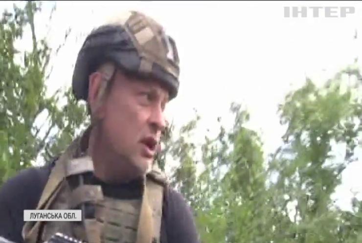 Ситуація на передовій: противник невпинно атакує українські позиції із заборонених мінометів