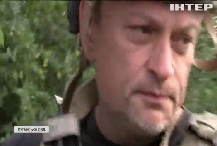 Хроніки з Донбасу: двох армійців поранено за добу