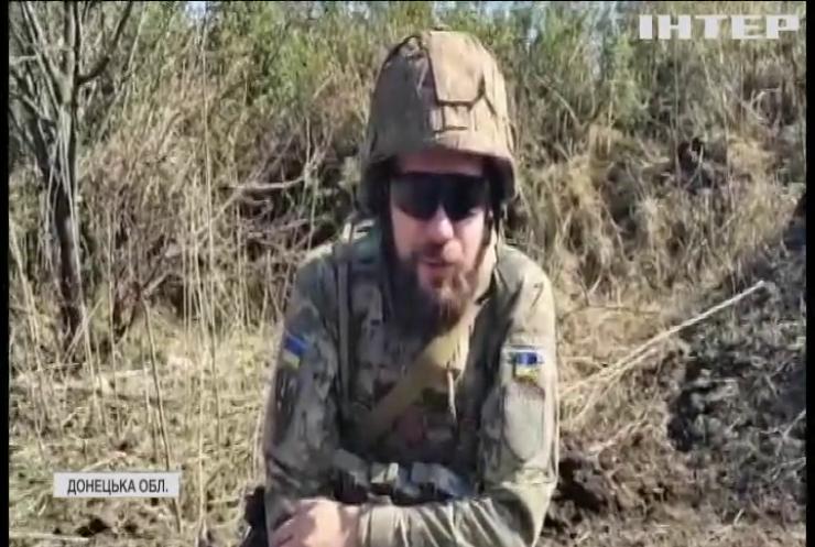 Противник дев'ять разів порушив режим тиші: поранено одного українського військового