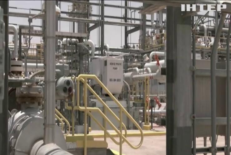 Низькі запаси газу в європейських сховищах: ціна за тисячу кубометрів вражає