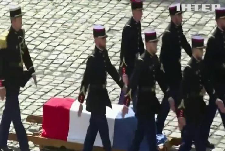 Шанувальники  попрощалися з Жаном-Полем Бельмондо