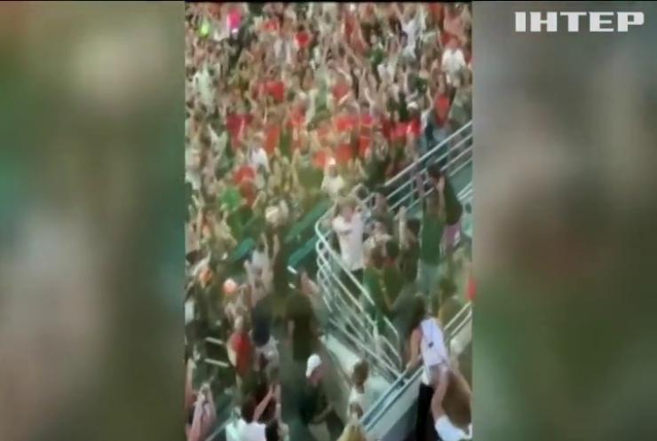 У Маямі вболівальники врятували кота під час футбольного матчу