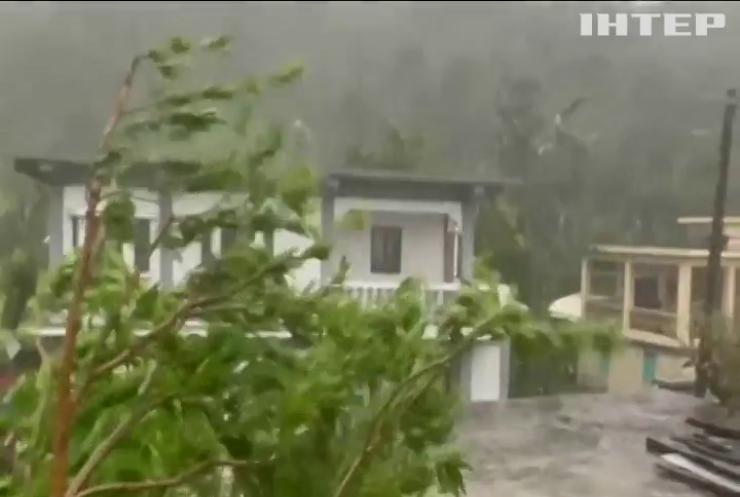 """Філіппінці потерпають від тайфуну """"Чанту"""""""
