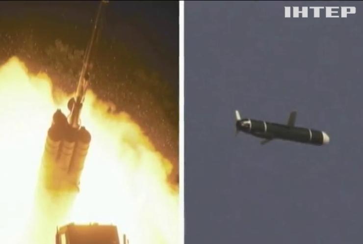 КНДР випробувала нову крилату ракету великої дальності