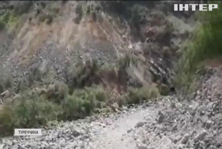 В Туреччині сталася аварія: перекинувся автобус з українськими туристами