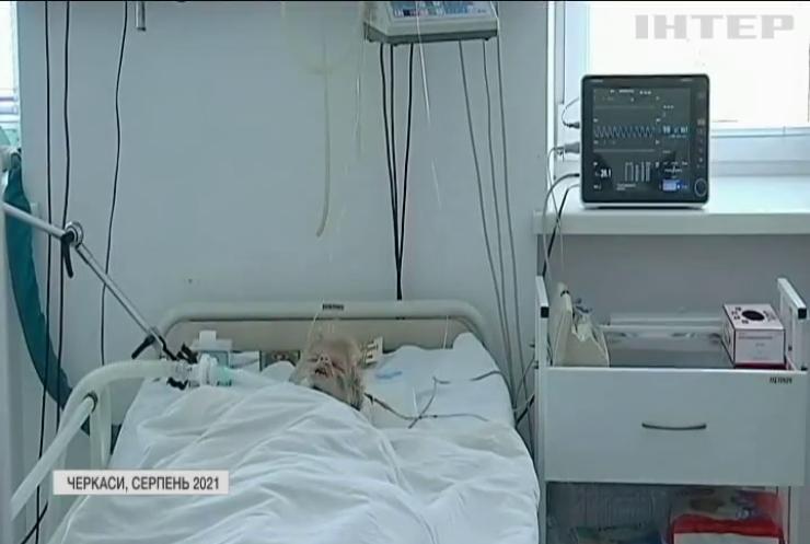 Громадяни Черкас вимагають притягнути до відповідальності винних у смерті Андрійка Лясова