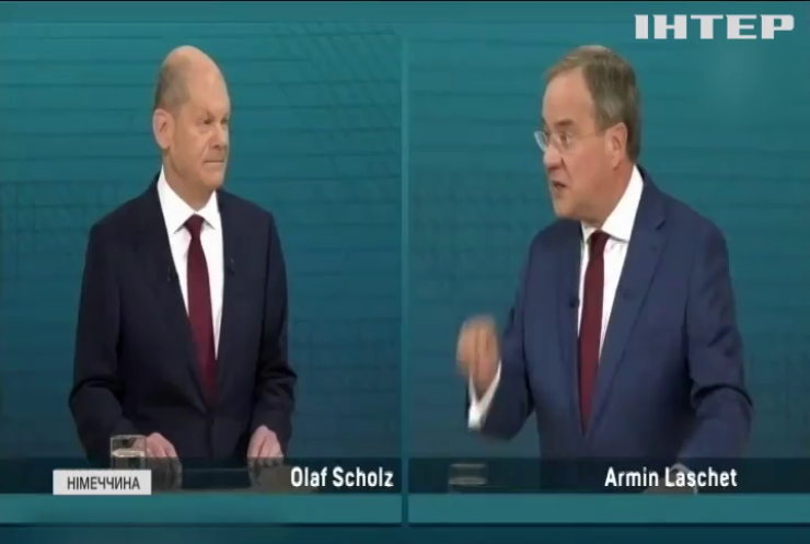 Вибори у Бундестаг: Німеччина провела теледебати