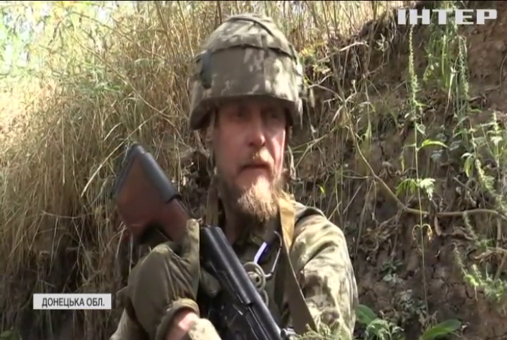 Війна на Донбасі: за вихідні Україна втратила чотирьох захисників