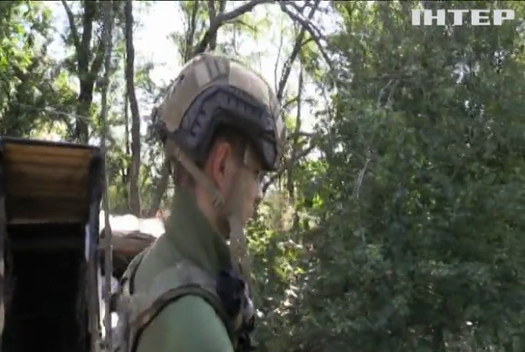 Війна на Донбасі: ворог застосував гранатомети та артилерійські системи
