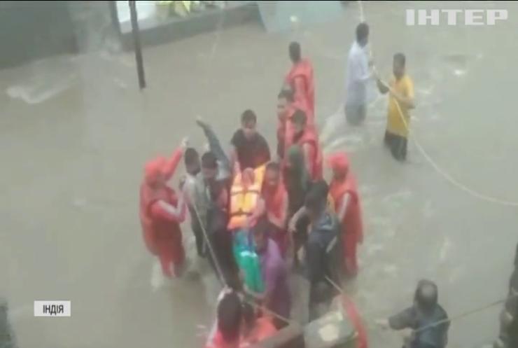 Індія у воді: евакуюють понад три сотні людей