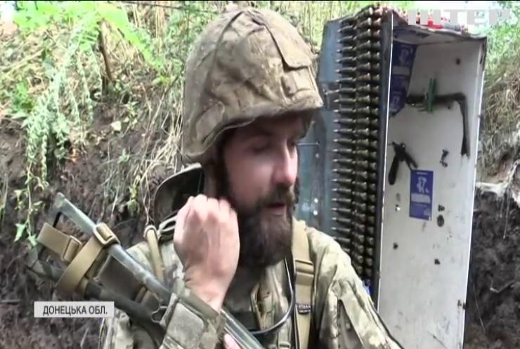 Обстріли на Донбасі: противник застосовує протитанкові ракетні комплекси
