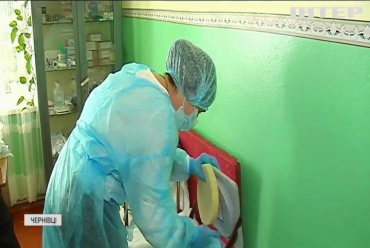 У Чернівецькій області стрімко зростає кількість хворих на коронавірус