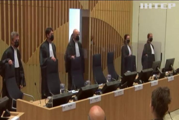 Родичі загиблих рейсу МН-17 виступили на судовому засіданні у Нідерландах