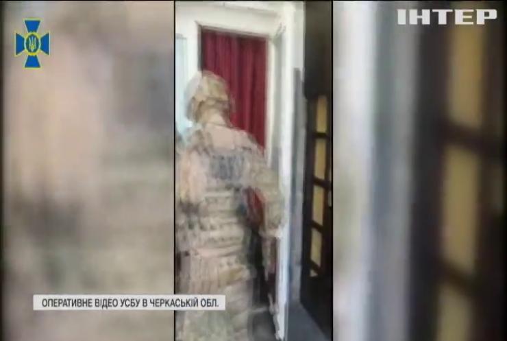 СБУ викрила мережу нелегальних гральних закладів на Одещині та Черкащині