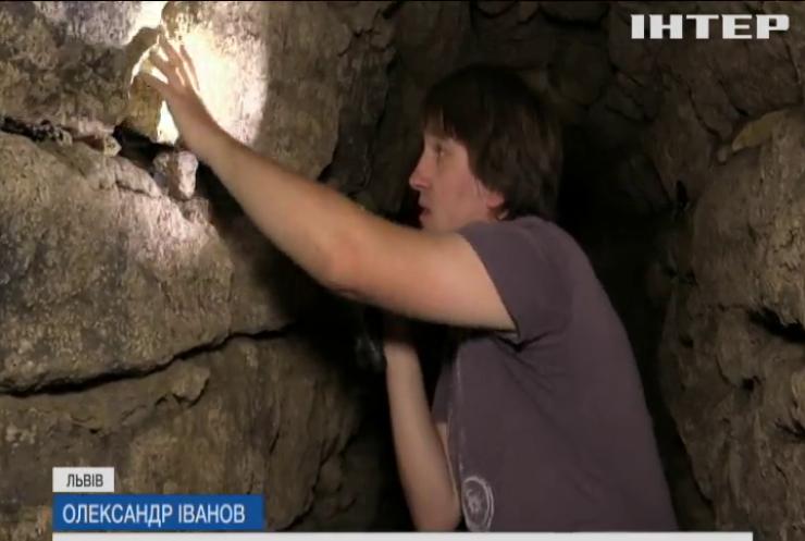 Львів'яни знайшли під землею схованку євреїв часів Голокосту