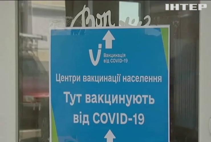 Повторна вакцинація чекає на українців вже наступного року