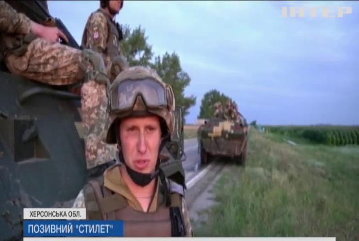 Елітні підрозділи десантників провели навчання неподалік Криму