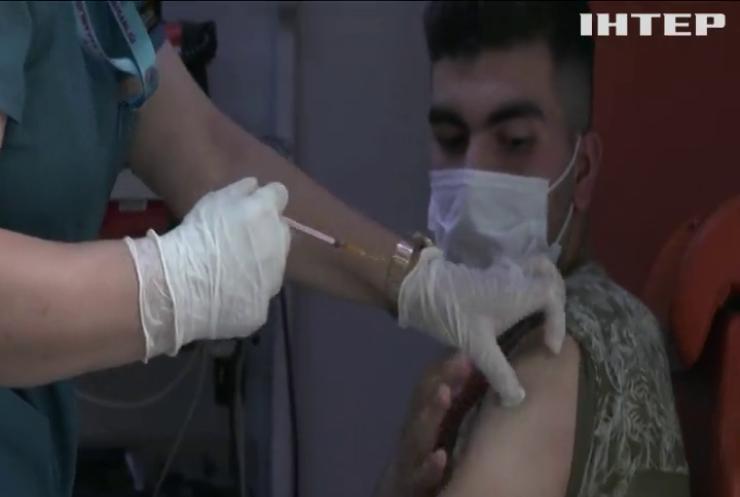 В Туреччині фіксують рекордні показники інфікувань на COVID-19 за добу