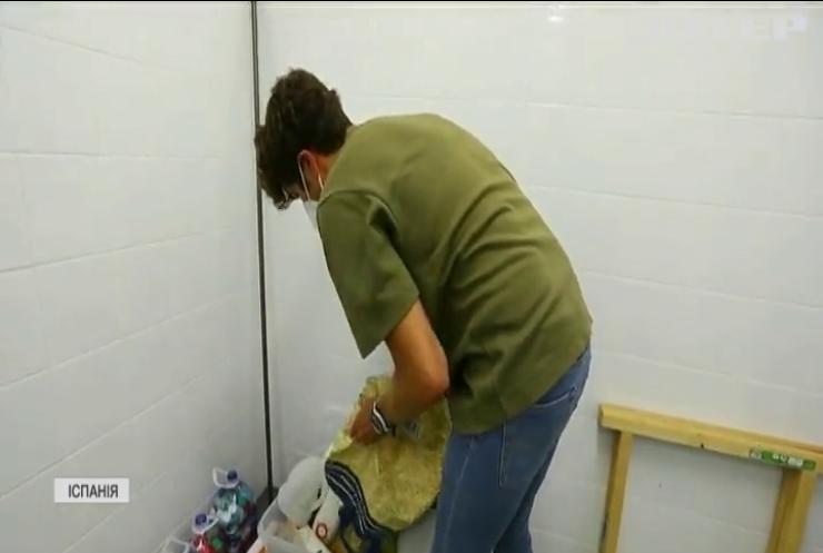Іспанець виготовляє футуристичні меблі зі сміття