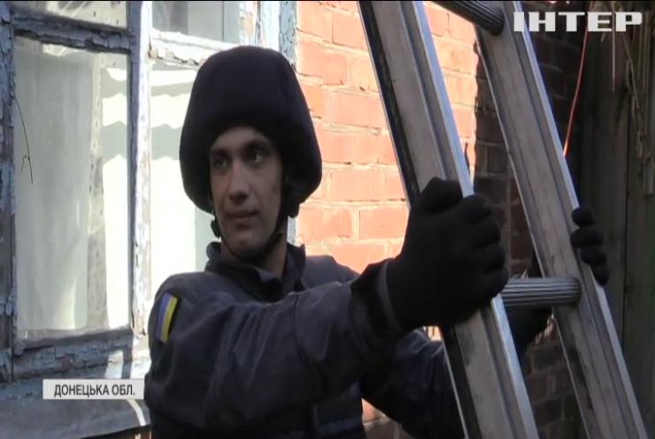 На Донеччині триває відновлення інфраструктури після ворожих обстрілів