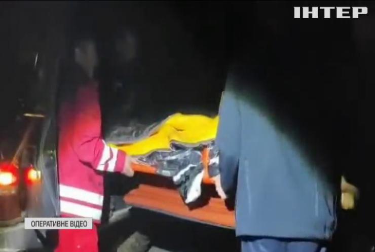 Вибух на Закарпатті: двоє туристів загинули
