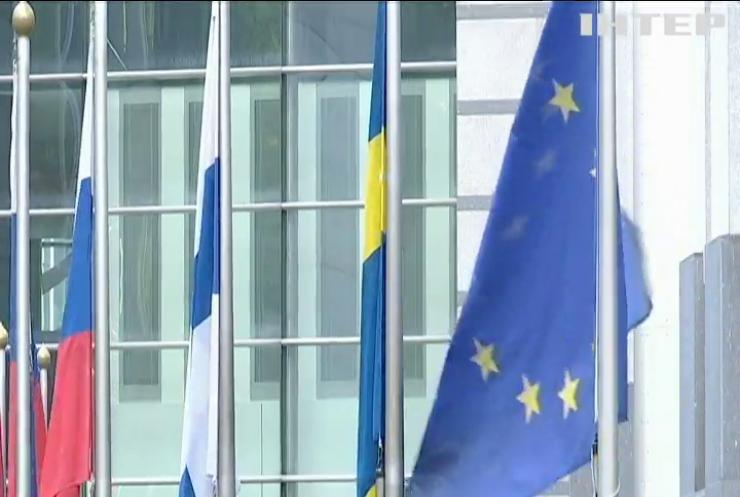 Євросоюз розширюватиме санкції проти Кремля