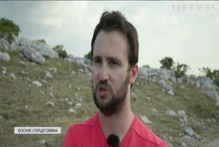 Дикі коні у Боснії: приваблюють туристів, але заважають фермерам господарювати