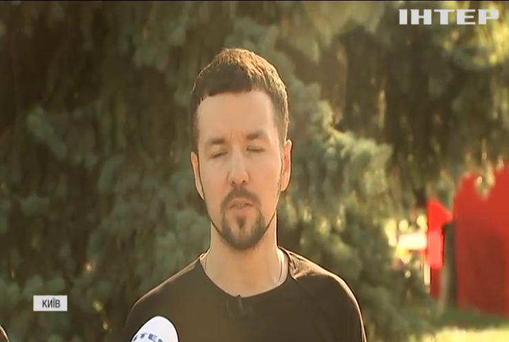 Екокит у Києві: скульптура, що слідкує за довкіллям