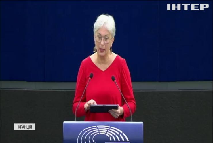 Резолюція ЄС: поки в РФ керує Путін на мир можна не чекати