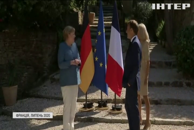 Ангела Меркель здійснила останній візит у Францію на посаді канцлерки