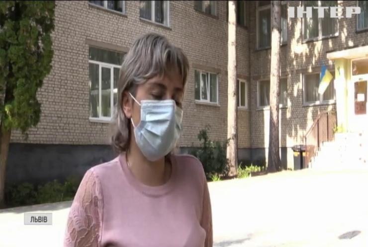 Коронавірус в регіонах: на Львівщині зростає кількість хворих