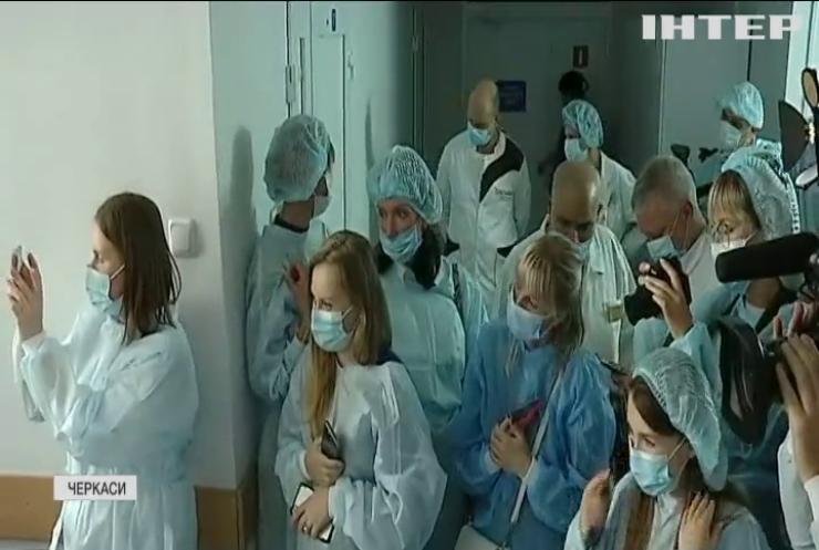 Прорив в українській медицині: лікарі вперше успішно пересадили кістковий мозок від неродинного донора