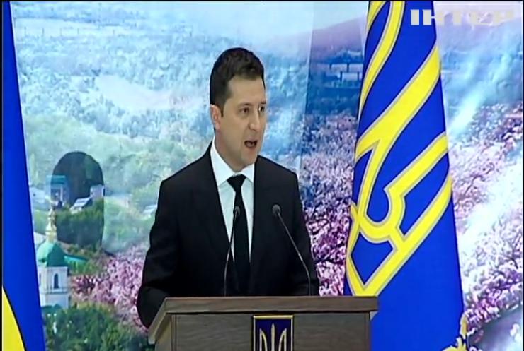 Президент України вручав паралімпійцям нагороди
