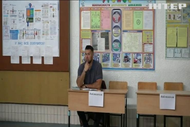 Україна закликає міжнародну спільноту не визнавати вибори на окупованих територіях