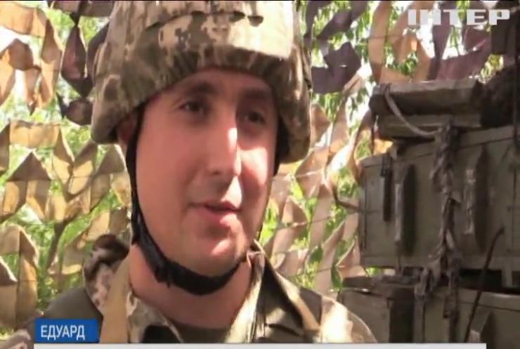 Війна на Сході: ворожий безпілотник знову пролетів над Луганщиною