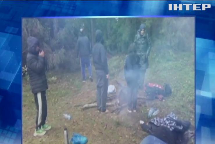 Польські прикордонники виявили тіла трьох загиблих
