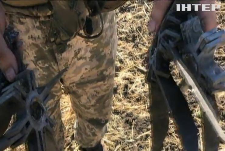 Війна на Донбасі: один армієць зазнав осколкових поранень