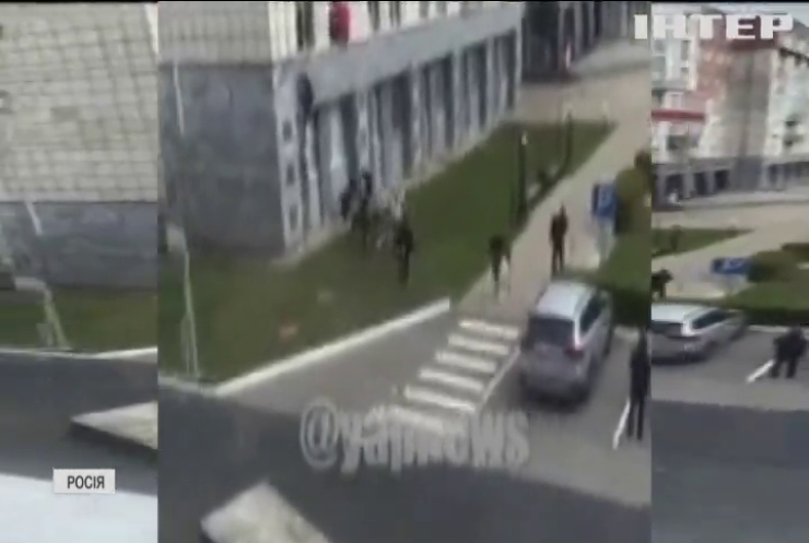 У Росії підліток відкрив вогонь по людях у школі