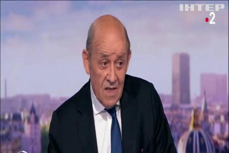 Франція заявляє про втрату довіри до НАТО через скандал з субмаринами