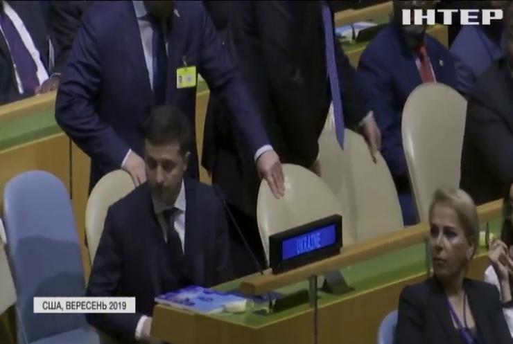 Володимир Зеленський полетів до США аби консолідувати міжнародну підтримку для України