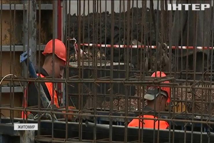 У Житомирі побудують перший в Україні сміттєпереробний завод