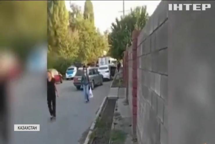 Люди загинули внаслідок стрілянини в Алмати